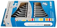 Unior garnitura viličastih ključev v kartonu - 110/1CS (602844)