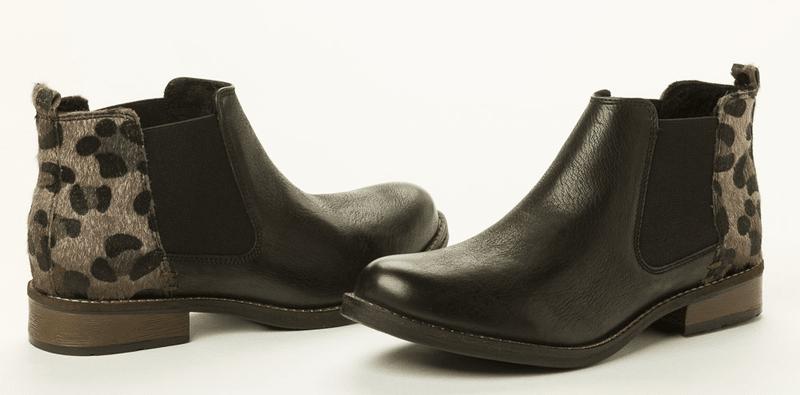 s.Oliver dámská nazouvací kotníčková obuv 36 černá