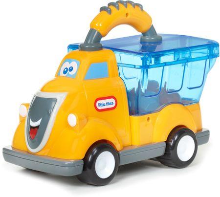 Little Tikes Ciężarówka z podskakującymi kamykami