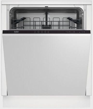 BEKO DIN15210 Beépíthető mosogatógép
