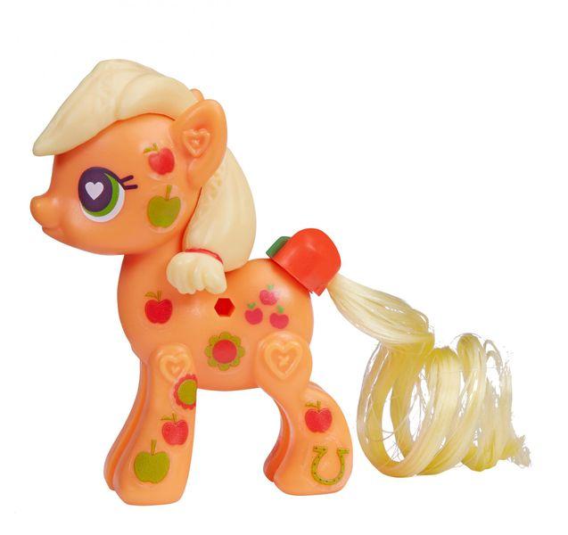 My Little Pony Pop poník s doplňky na vycházku Applejack