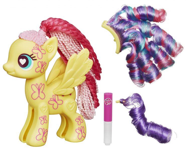 My Little Pony Pop 13 cm vysoký poník Fluttershy