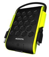 """Adata HD720 1TB / Externí / USB 3.0 / 2,5"""" / ochrana IP68 / Green (AHD720-1TU3-CGR)"""