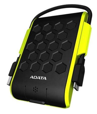 """A-Data HD720 2TB / Externí / USB 3.0 / 2,5"""" / ochrana IP68 / Green (AHD720-2TU3-CGR)"""