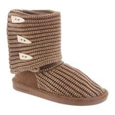 BEARPAW ženski škornji Knit Tall