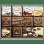 1 - Postershop set magnetov Home Bakery, 9 kos