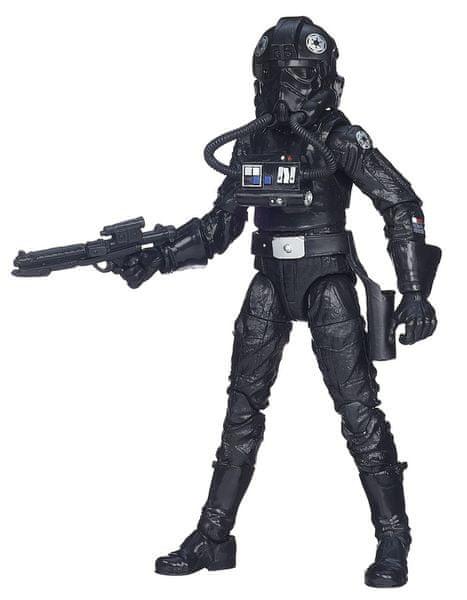 Star Wars Pohyblivá prémiová figurka Tie Pilot
