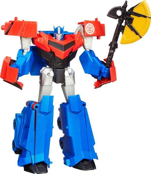 Transformers Rid s pohyblivými prvky Optimus Prime