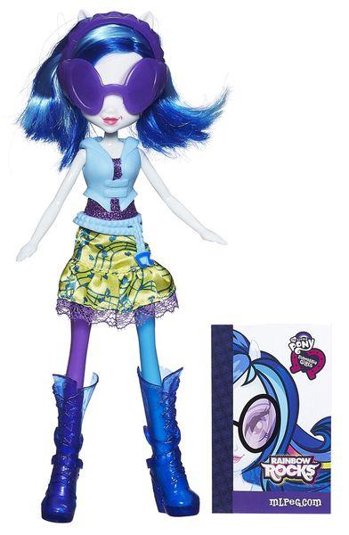 My Little Pony EQUESTRIA Girls DJ PON 3