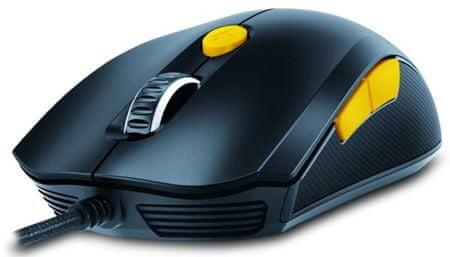 Genius GX Gaming Scorpion M6-600, žlutá (31040063102)