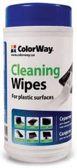 ColorWay čistící útěrky pro LCD/ Notebooky/ TV/ Mobilní telefony