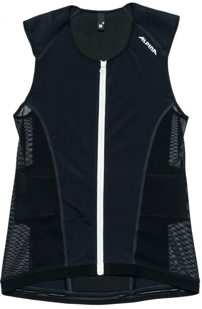Alpina Sports JSP Men Vest Soft Black L