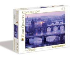 Clementoni Puzzle 1000 dielikov - Praha