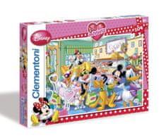 Clementoni Puzzle Minnie: Herbatka