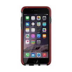 Tech21 kryt Evo Mesh, Apple iPhone 6/6S Plus, červenokouřový