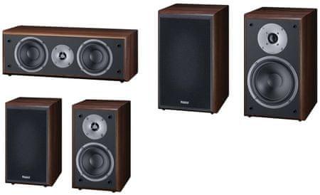 MAGNAT zestaw głośników Monitor Supreme 202, kawowy