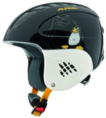 Alpina Carat Kids Jr Black Pinguin