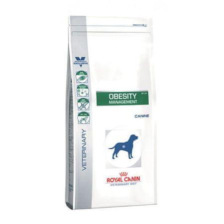 Royal Canin hrana za pse Veterinary Diet Obesity, 14 kg