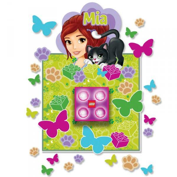 LEGO® Friends Mia noční světlo