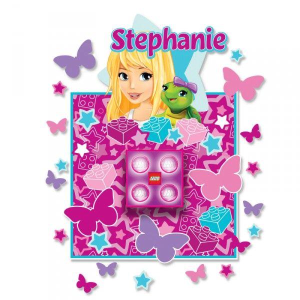 LEGO® Friends Stephanie noční světlo