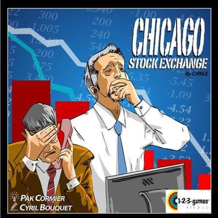 Blue Orange Chicago Stock Exchange