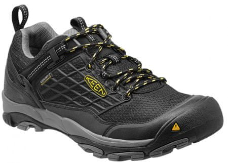 KEEN SSaltzman Wp M Black/Keen Yellow US 10 (43)