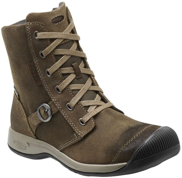 KEEN Reisen Zip Wp W Cascade Brown US 9 (39,5)
