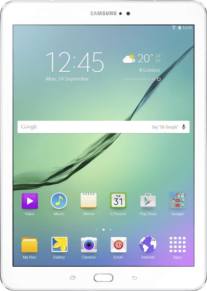 Samsung Galaxy Tab S2 9.7 (SM-T810NZWEXEZ)