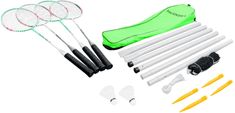 Hudora badminton set Team HD-44