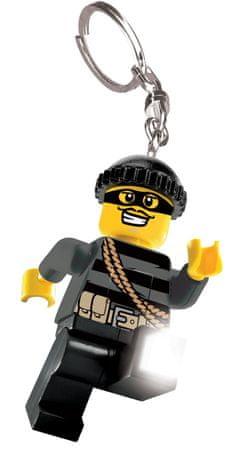 LEGO CITY Mastermind obesek za ključe z led lučjo