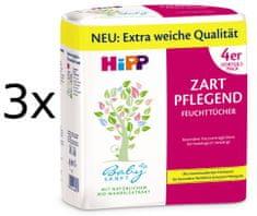 HiPP Chusteczki nawliżane Babysanft 3x224