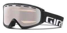 Giro gogle narciarskie Index Black Wordmark