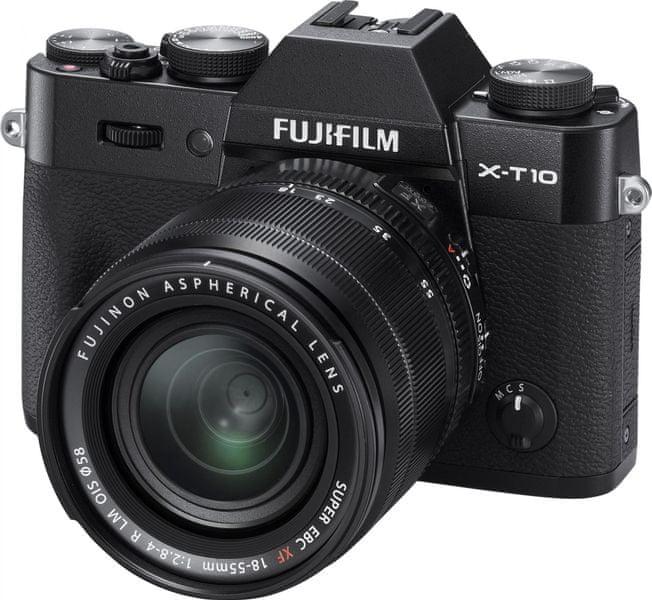 FujiFilm X-T10 + 18-55 Black