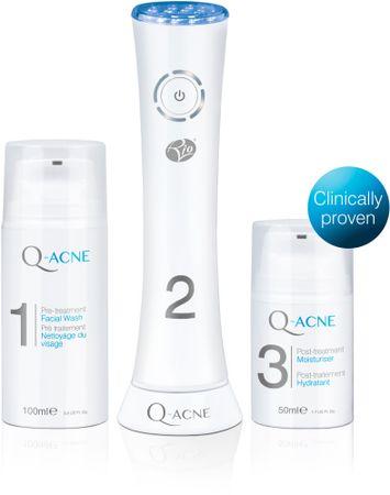 RIO Q-ACNE Prístroj proti akné