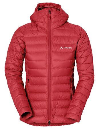 Vaude Women's Kabru Hooded Jacket II Flame 38