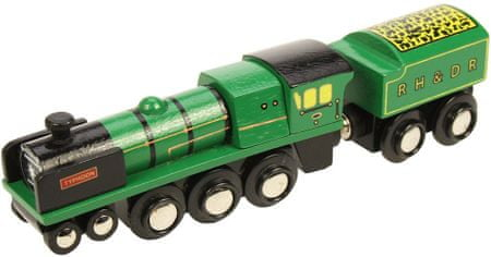 Bigjigs Rail Lokomotywa RH&DR Typhoon