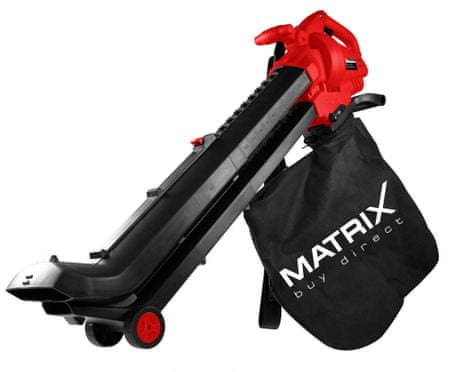 Matrix EGV 2500-3 Elektromos lombszívó/fúvó