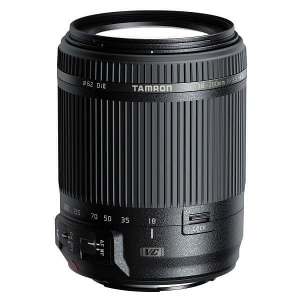 Tamron 18-200mm F/3.5-6.3 Di II VC pro Canon (5 let záruka)