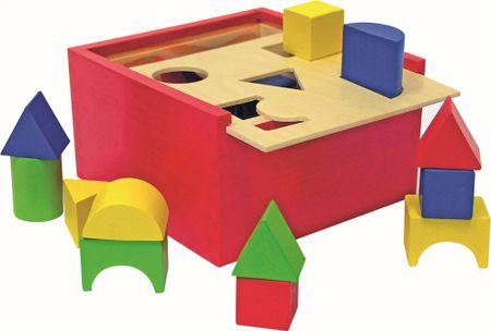 Woody pudełko z klockami - małe