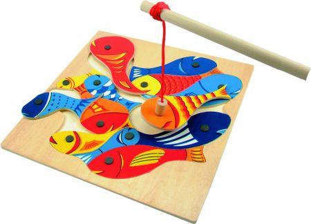 Woody Rybak - Magnetyczne Rybki