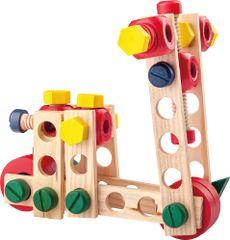 Woody Montážna stavebnica - konštruktér 100ks
