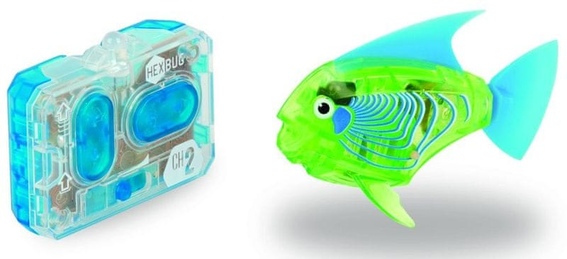 Hexbug Aquabot 3.0 IR zelená