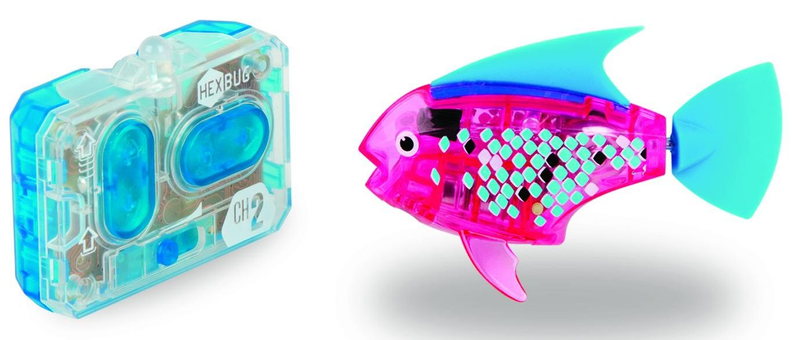 Hexbug Aquabot 3.0 IR růžová