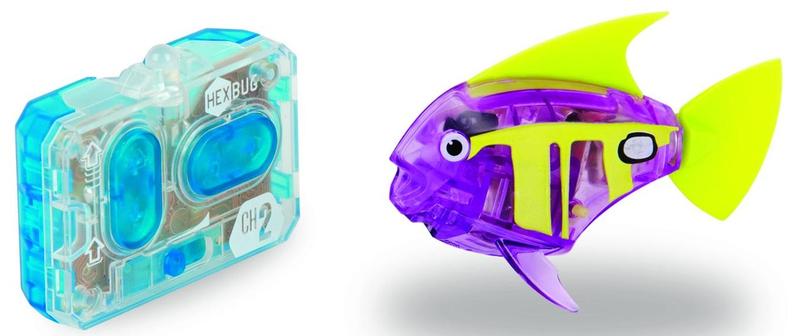 Hexbug Aquabot 3.0 IR fialová