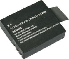 C-Tech Baterie pro kamery MyCam 300