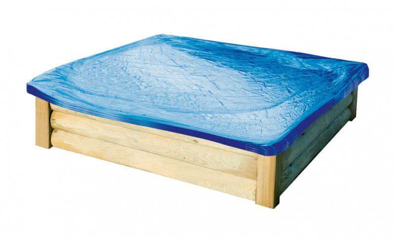 TRIGANO Pískoviště dřevěné 150 TOM s krytem