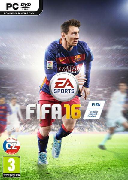 EA Sports Fifa 16 / PC