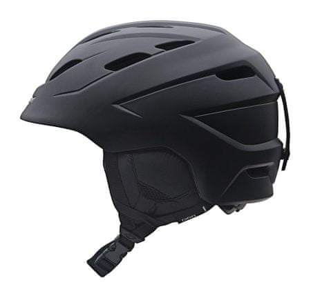 Giro Nine.10 Mat Black - XL (62,5-65 cm)