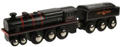 Bigjigs Rail Replika lokomotywy parowej Black 5