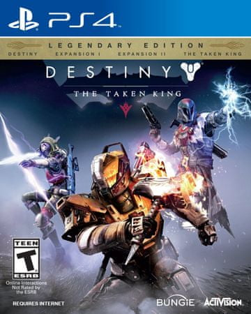 Activision Destiny - The Taken King Legendary Edition PS4